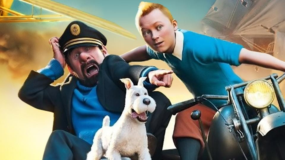 The Adventures of Tintin grossed close to $400 million worldwide in 2011.