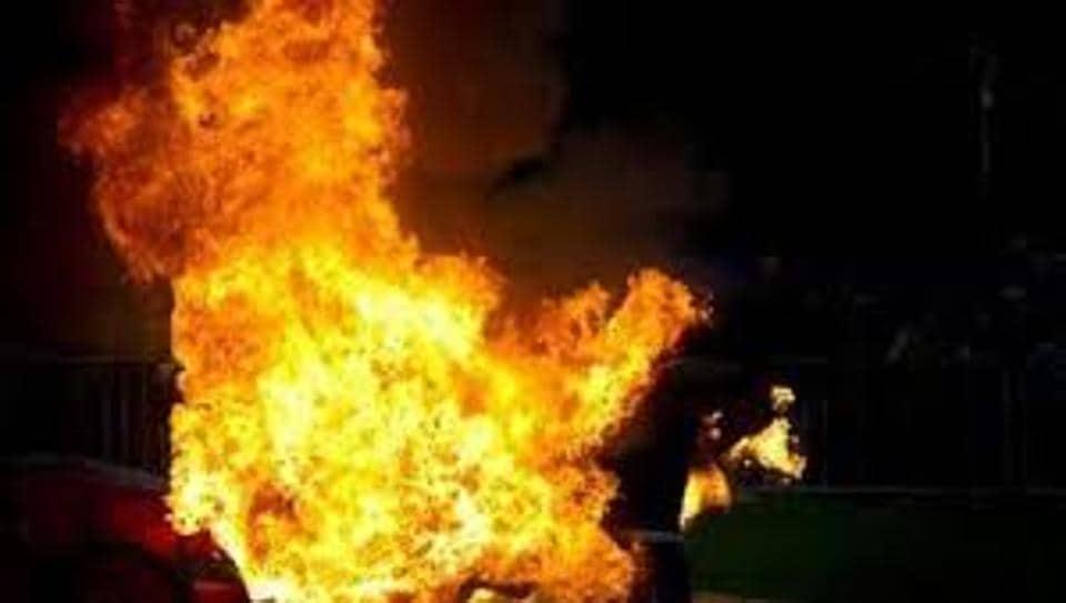 Mumbai fire,Deonar dumping ground,Deonar fire