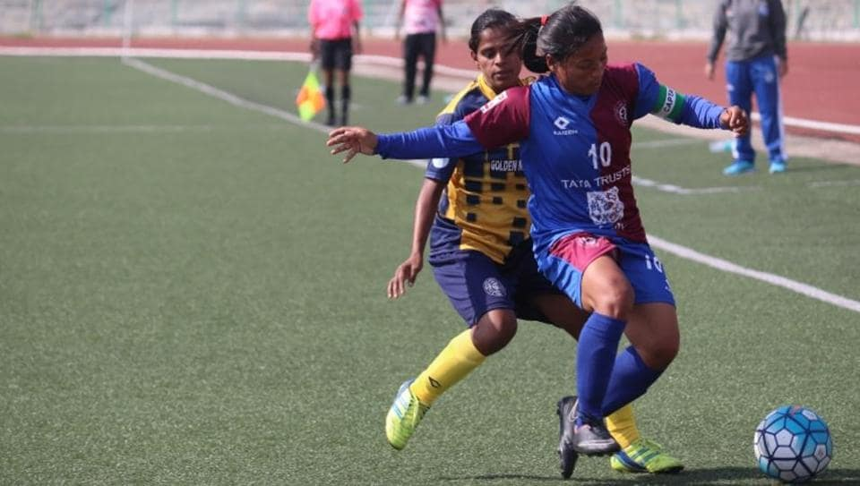 Indian Women's League,Eastern Sporting Union,Indira Gandhi Academy for Sports & Education