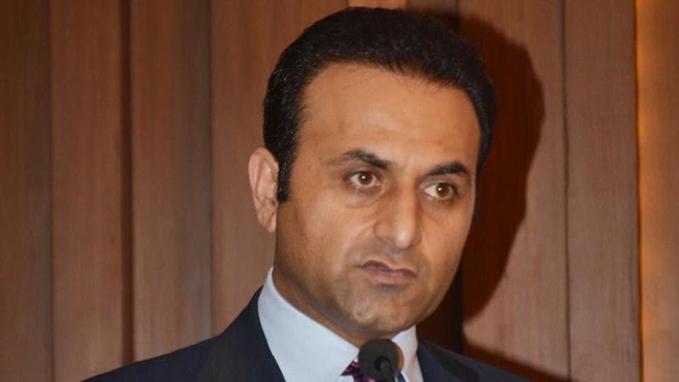 Afghanistan's Ambassador to India Shaida Mohammad Abdali.