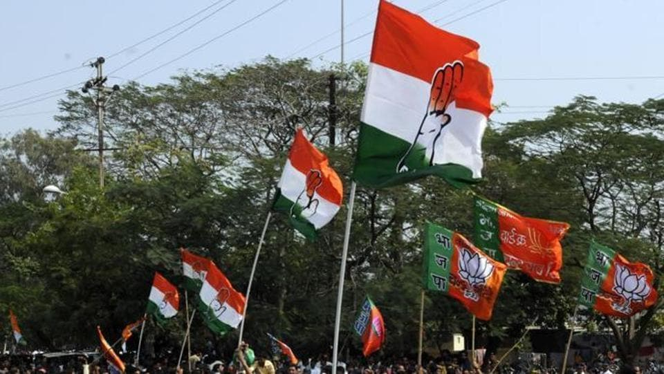 Congress users' data,Singapore-based firm,BJP users's personal data
