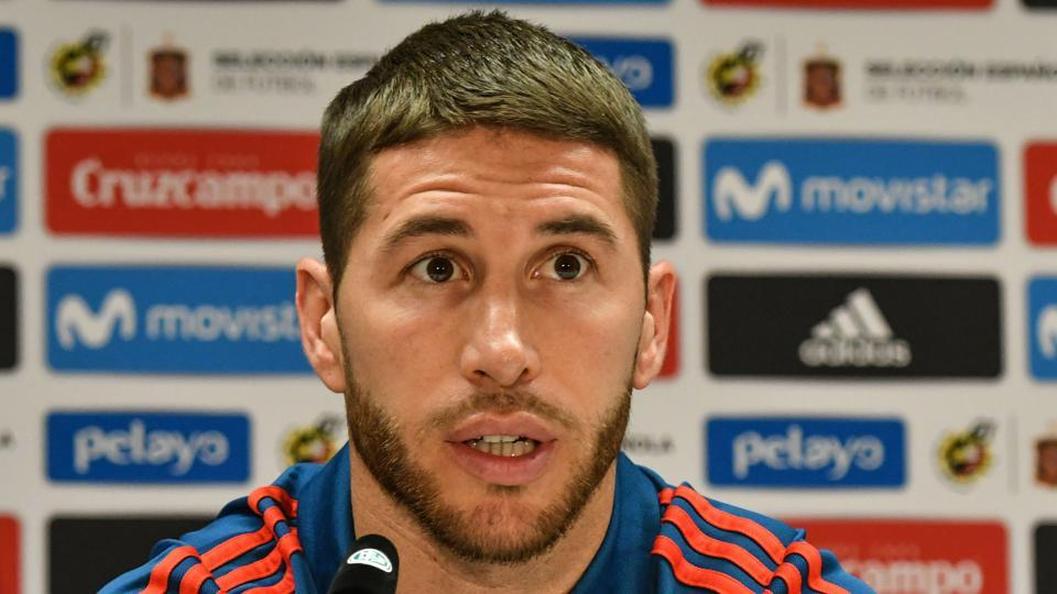 Sergio Ramos,Spain national football team,Argentina national football team