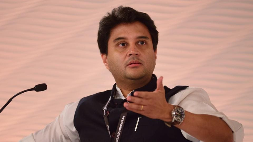 Congress MP from Guna Jyotiraditya Scindia says Congress plenary was historic and he had recommended two areas to focus — employment and empowerment of women.