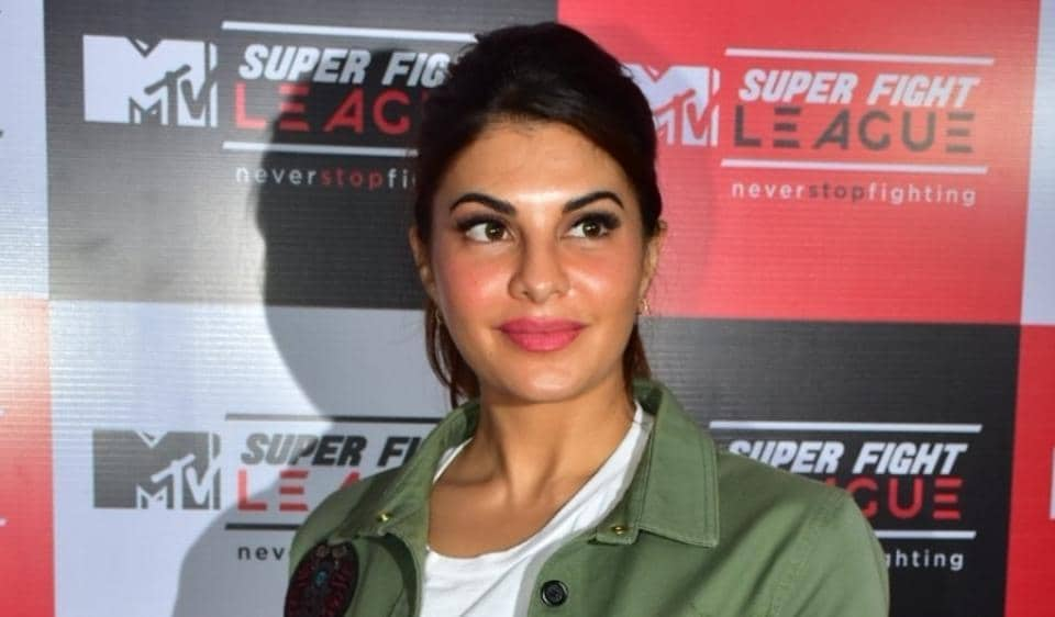Jacqueline Fernandez is shooting for Race 3 climax in Abu Dhabi.