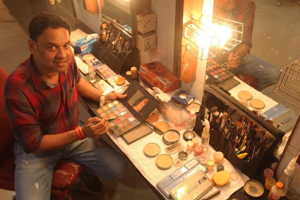 Mumbai,theatre,make-up