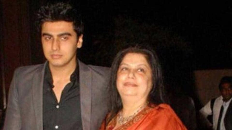 Arjun Kapoor,Arjun Kapoor mom,Arjun Kapoor mother