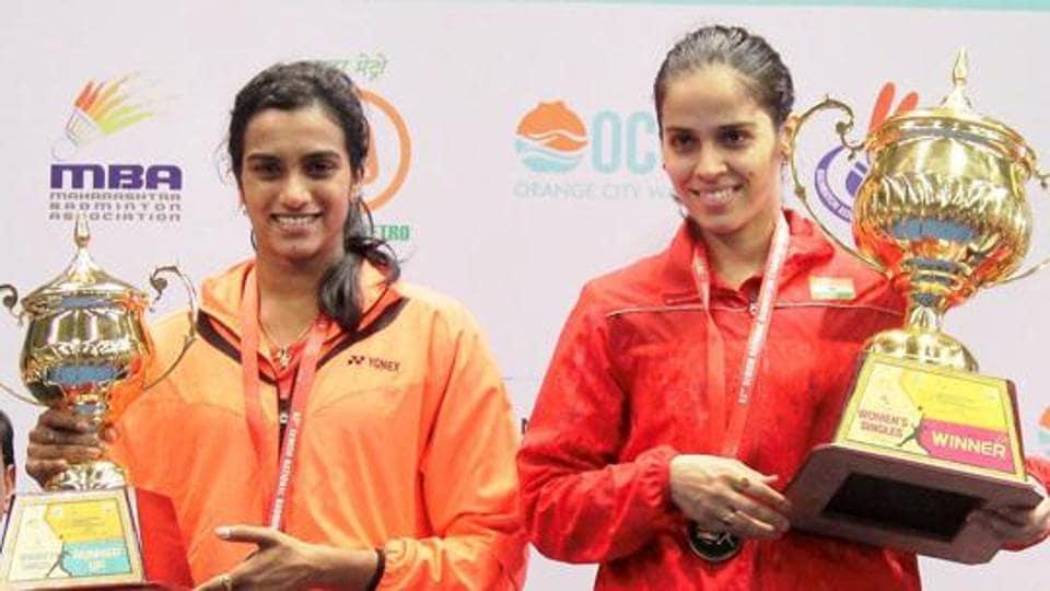 Commonwealth Games 2018,PV Sindhu,Saina Nehwal