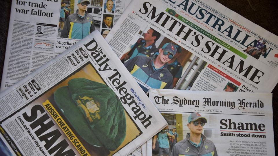 Steve Smith's admission of deliberately tampering with the ball has led to plenty of criticism, from Australia's press to the Marylebone Cricket Club, the custodians of the cricket law.