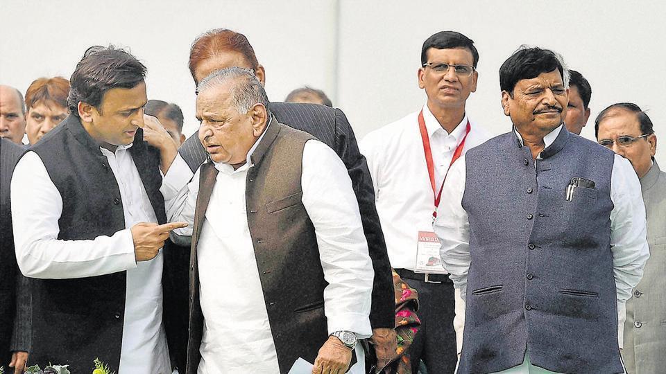 Shivpal Yadav,Akhilesh Yadav,Samajwadi Party