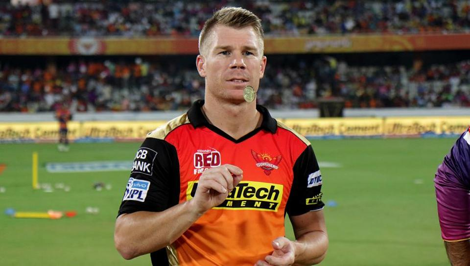 Sunrisers Hyderabad,David Warner,VVS Laxman