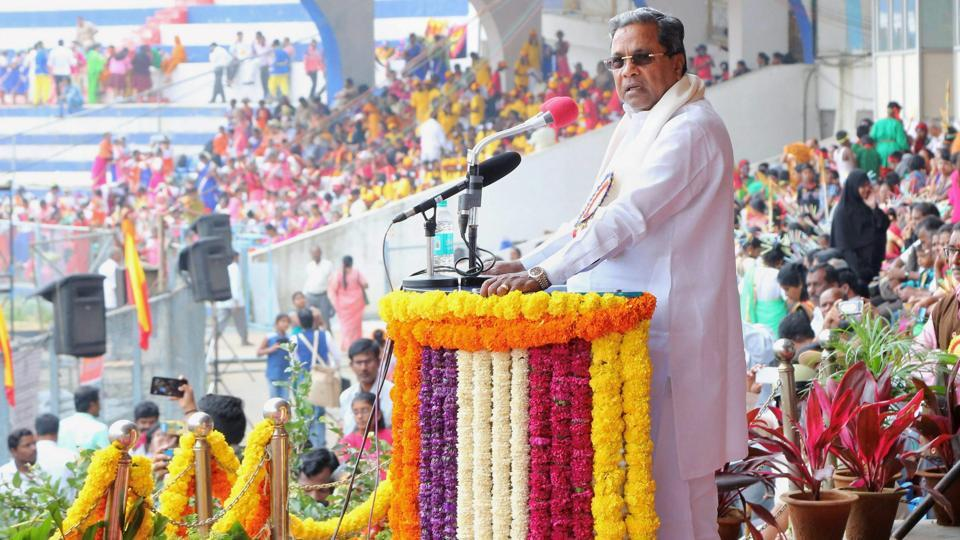 Karnataka election 2018  will see state chief minister Siddaramaiah (pictured here) attempt to bring Congress back to power, a win that will boost party morale in the face of BJP's victory run.
