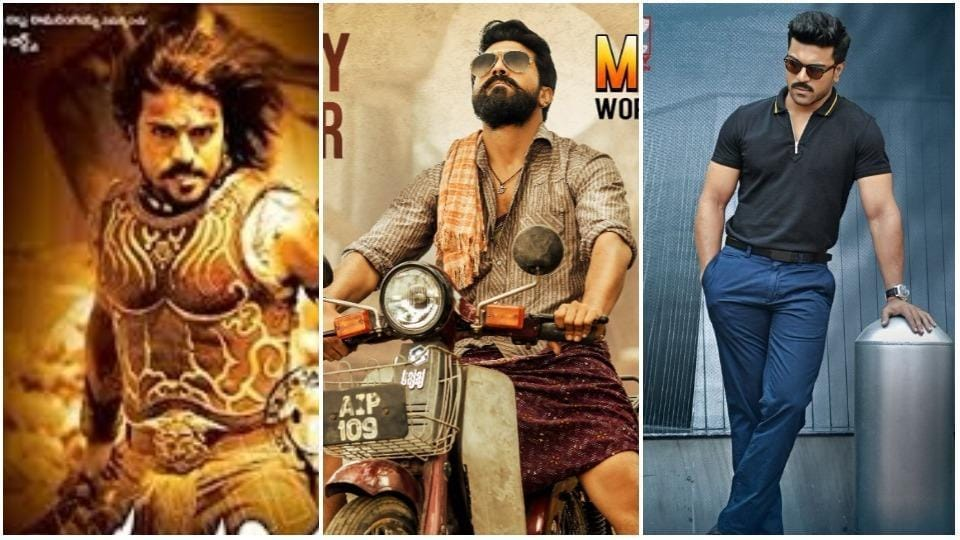 Happy birthday Ram Charan: Here's wishing the actor the best for Rangasthalam!