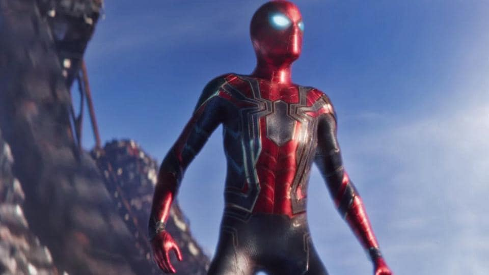Spider-Man wil debut his Iron Spider outfit in Infinity War - which he  turned down at the end of Homecoming in favour of his older costume.