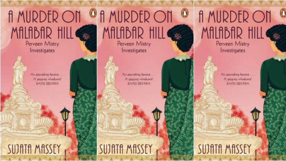 A Murder on Malabar Hill,A Murder on Malabar Hill review,Sujata Massey