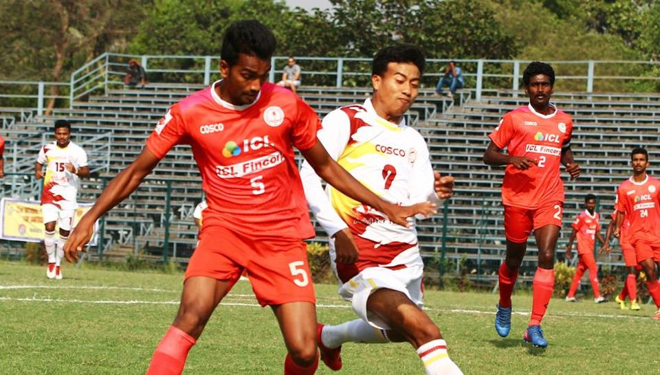 Bengal suffered their first defeat in the 72nd Santosh Trophy to Kerala while Maharashtra trounced Manipur.