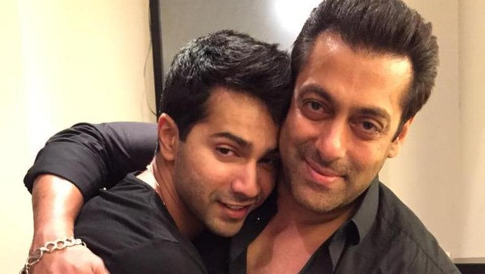 Varun Dhawan starred in the remake of Salman Khan's Judwaa.