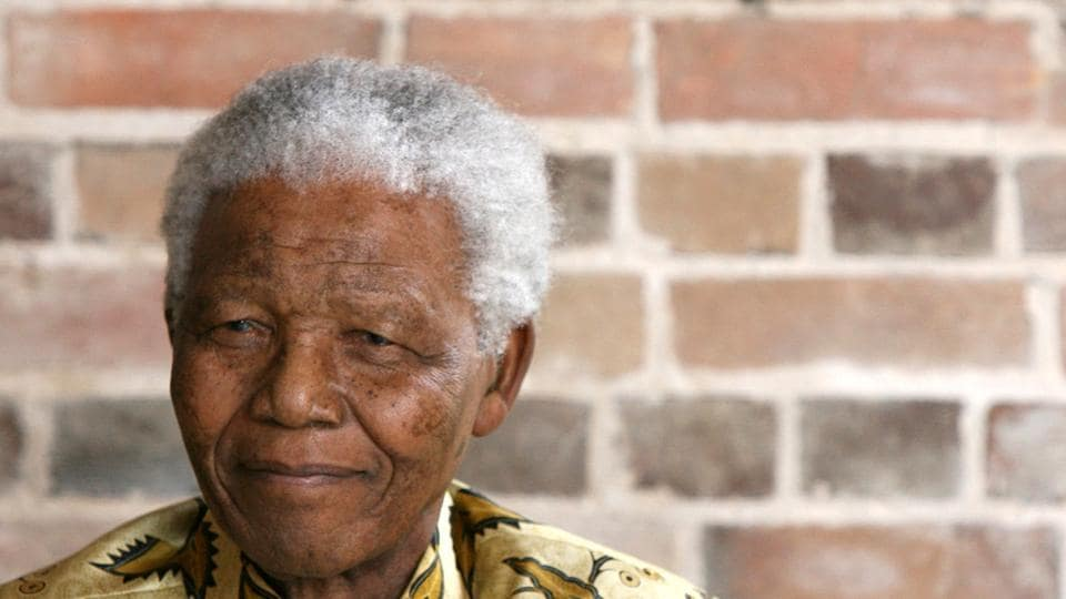 Gold casts of Mandela's hands sell for $10m in Bitcoin