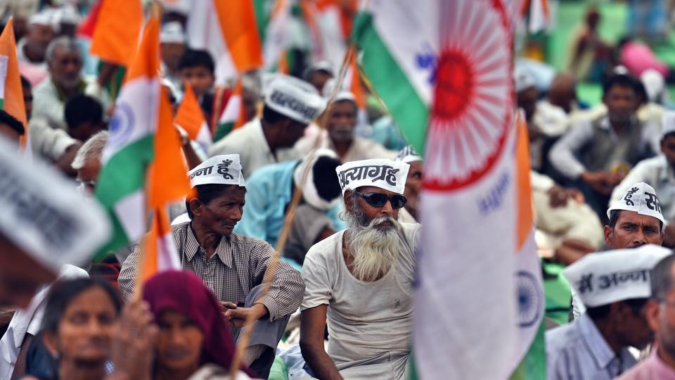 Anna hazare,Traders rally,Mega rally