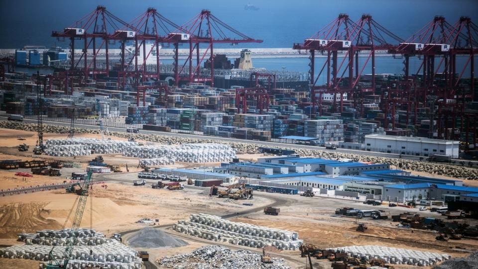 Sri Lanka's appetite for Chinese cash waned after the debt burden forced it to sell the Hambantota port back to China Merchants Port Holdings.