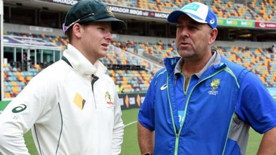 Darren Lehmann and skipper Steve Smith are under the scanner as Cricket Australia hold crisis talks in the aftermath of the ball-tampering scandal.