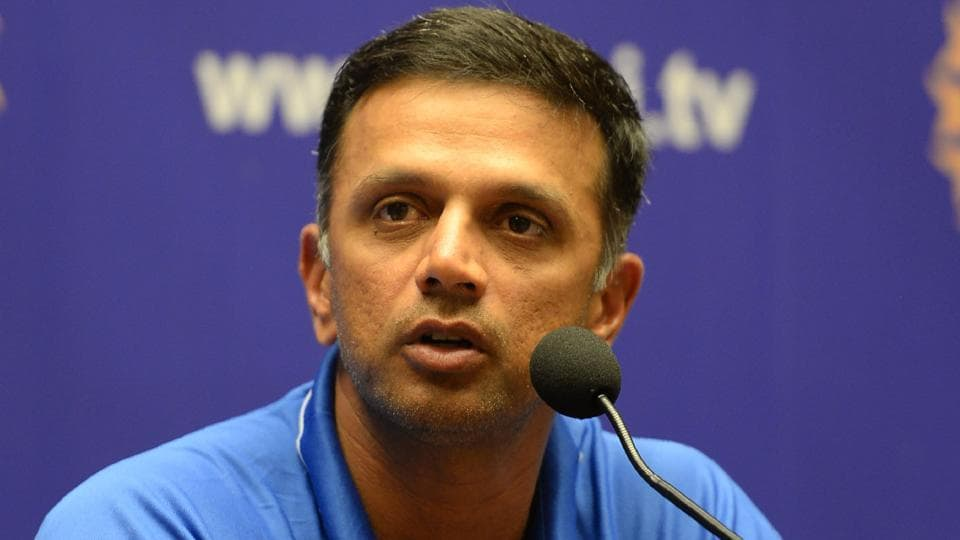 Rahul Dravid is currently the coach of India Under-19 and 'A' teams.