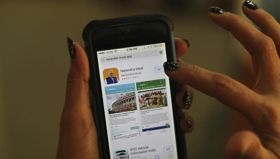 NaMo app controversy: US-based firm says it doesn't sell or rent