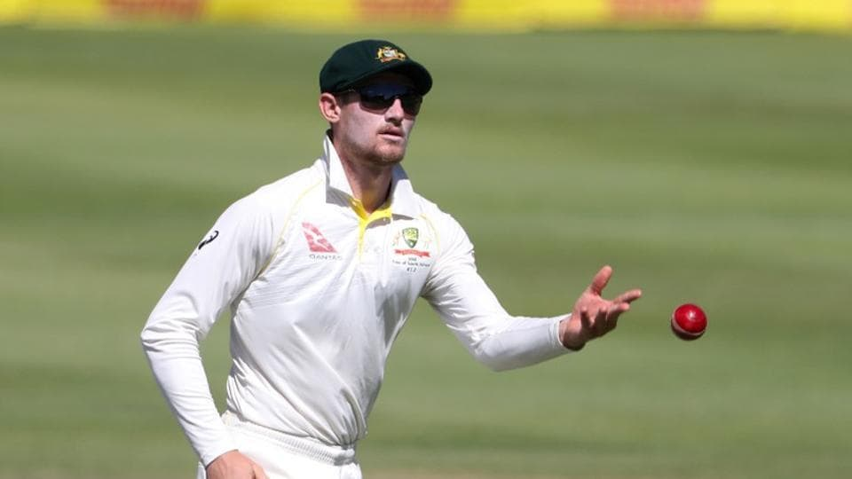 Cameron Bancroft admitted that he panicked when he saw close-up images of himself on the big screen, leading him to try to conceal the tape in his underwear.