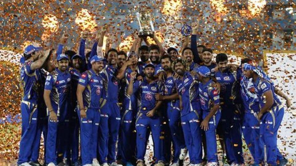 IPL2018,Mumbai Indians,Indian Premier League