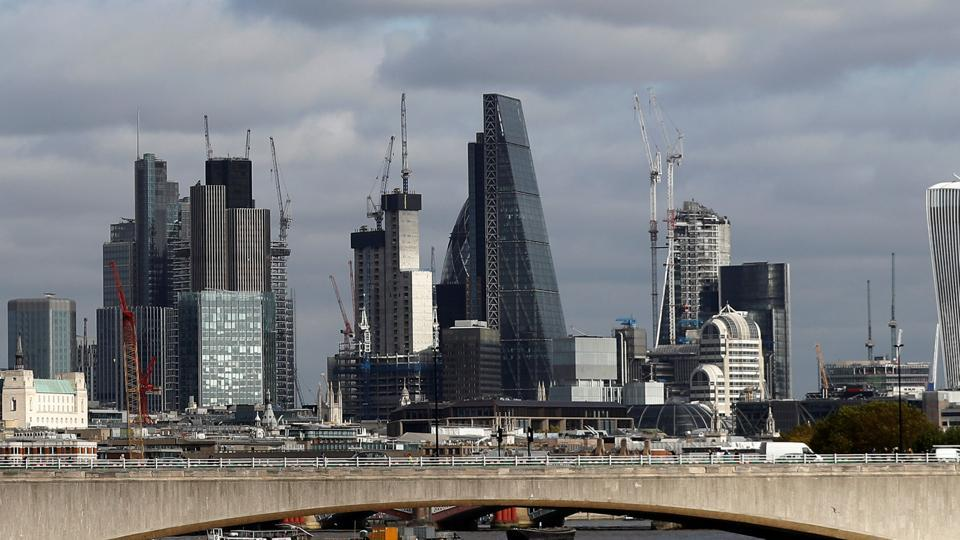 A view of London. India ranks nine in the list of countries whose citizens are vulnerable to trafficking in the UK.