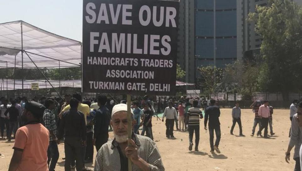 All major markets in Delhi shut today as traders begin protest ...