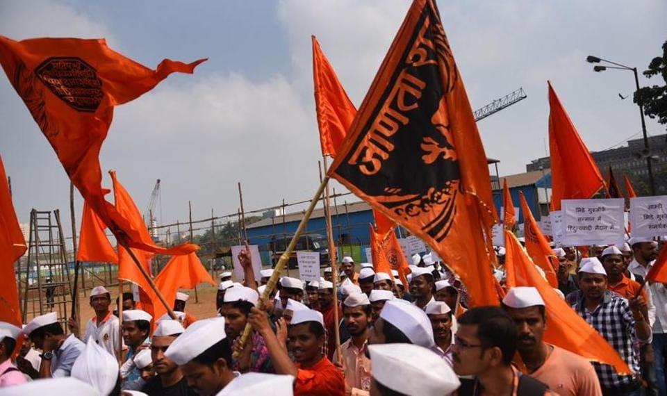 Mumbai,rally,azad maidan