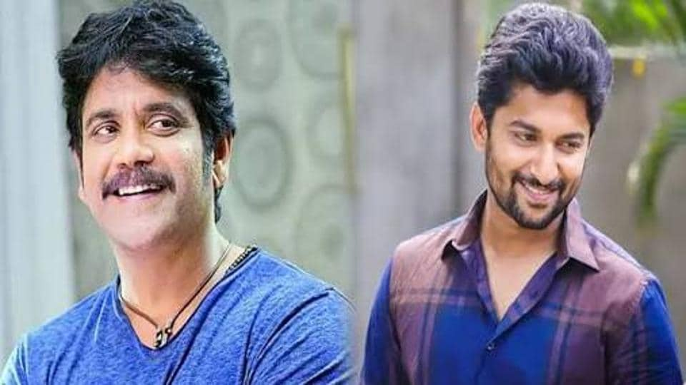 Nani shot sequences in the Hyderabad metro for his upcoming film with Nagarjuna.