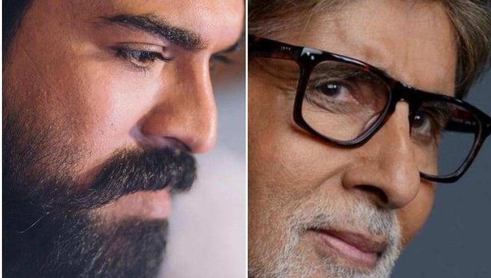 Amitabh Bachchan will play a small part in Chiranjeevi's Sye Raa Narasimha Reddy. Ram Charan is producing it.