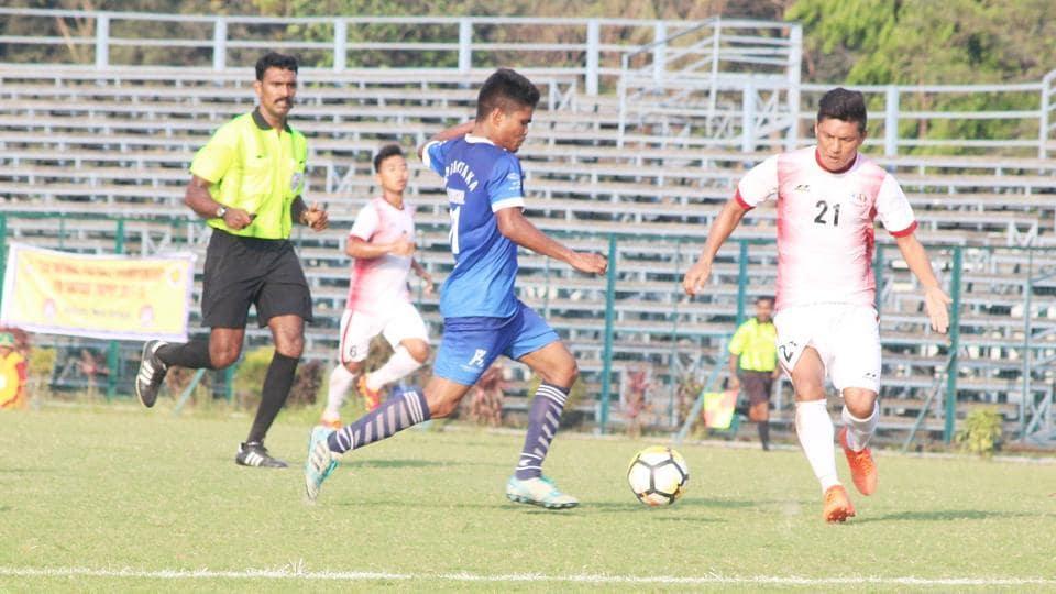 Santosh Trophy,Football,India