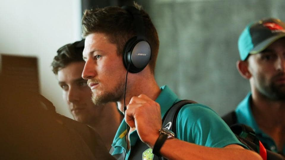 Cameron Bancroft has also been banned from assuming a leadership position in the Australian team for 12 months after his ban. (REUTERS)