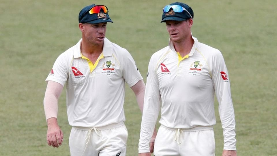 Australian cricketers David Warner (L) and Steve Smith will not be playing in IPL 2018 after the ball tampering scandal.