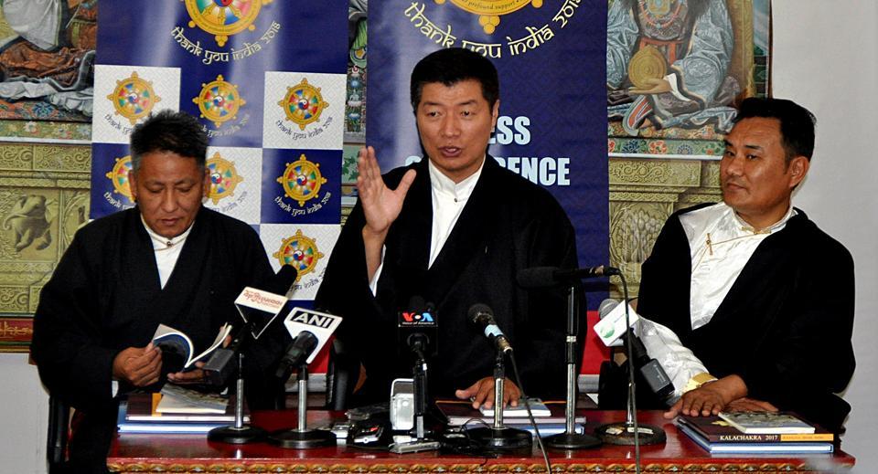 Tibet,India,Dalai Lama