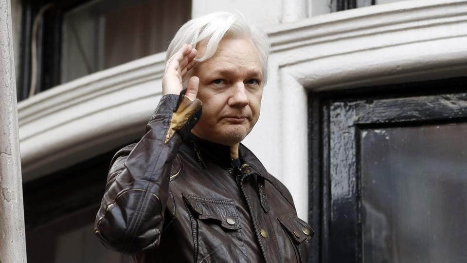 Julian Assange,Ecuador Embassy,London