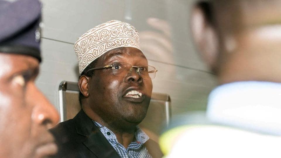 Kenya,Kenyan opposition politician,Miguna Miguna