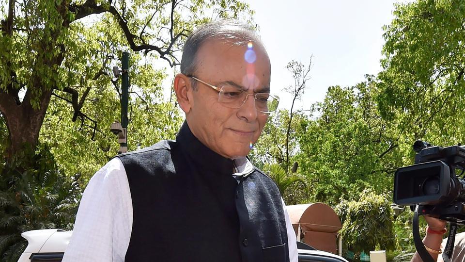 Arun Jaitley,Finance Minister,PSU