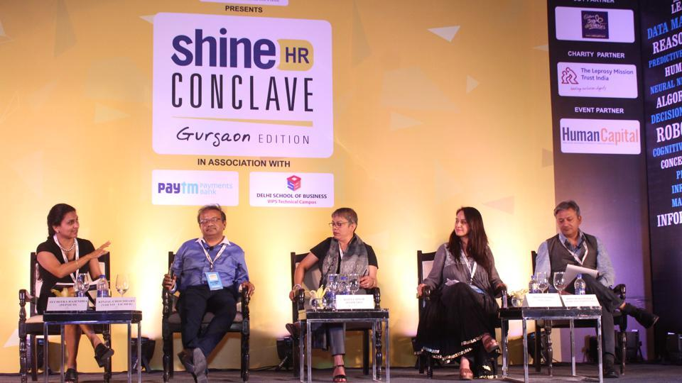 Shine,Manmachine,HR Conclave