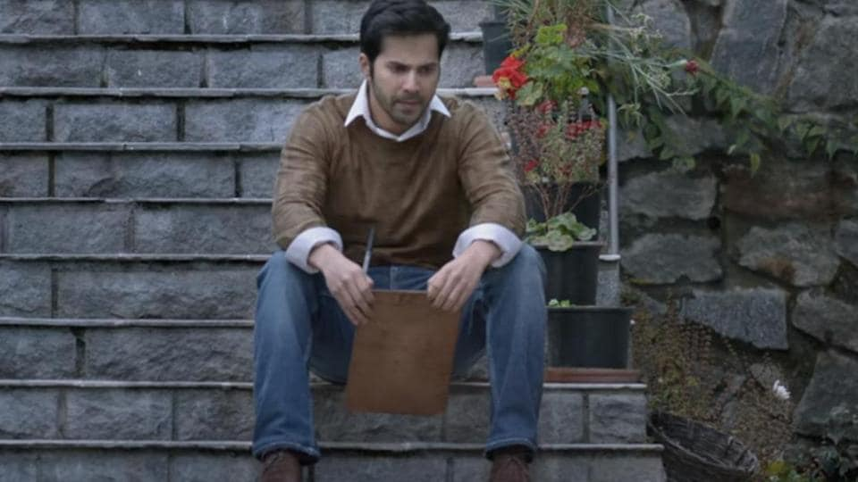 Varun Dhawan plays a young hotel management trainee in Shoojit Sircar's October.