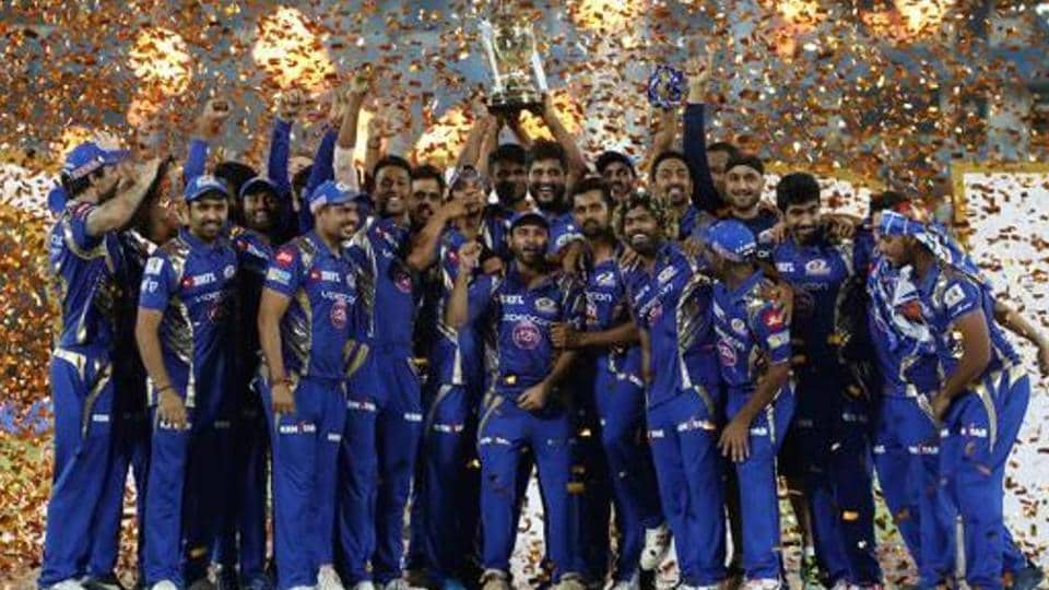 Mumbai Indians won the Indian Premier League title in 2017 by defeating Pune Supergiants in the final.
