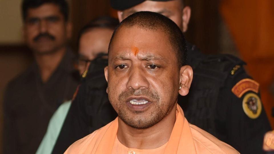 File photo of UP Chief minister Yogi Adityanath.