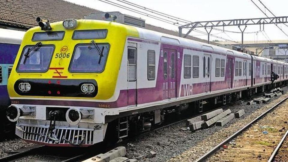 Mumbai,local trains,harbour train from Goregaon