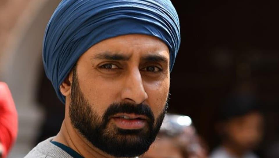 Manmarziyaan is Abhishek Bachchan's first film in two years.