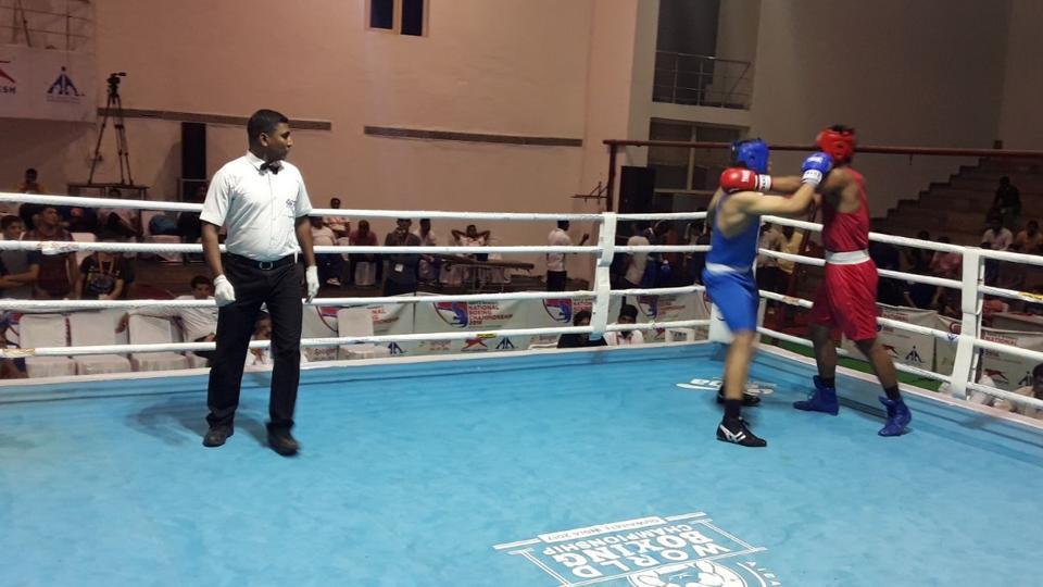 Youth National Boxing Championship,Joni,Youth Boxing