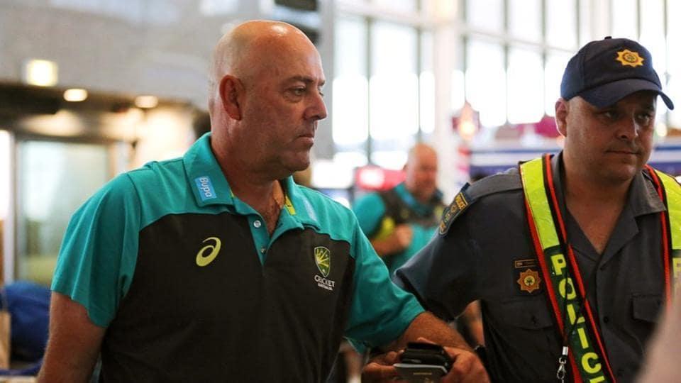 Ball-Tampering,Darren Lehmann,Cricket Australia