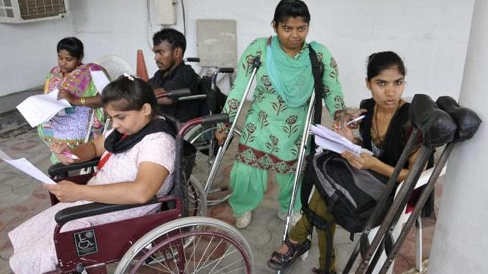 According to the Rights of Persons with Disabilities Act, 2016, the UDID cards are given to those with 40% and above disability.