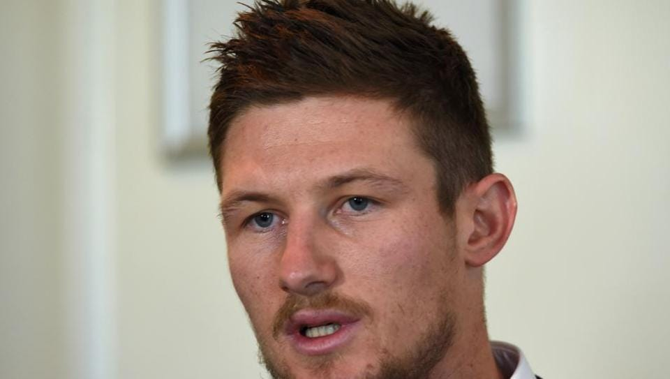 Cameron Bancroft was banned for nine months by Australia after being caught on camera using tape to scratch the ball during the third Test against South Africa in Cape Town.